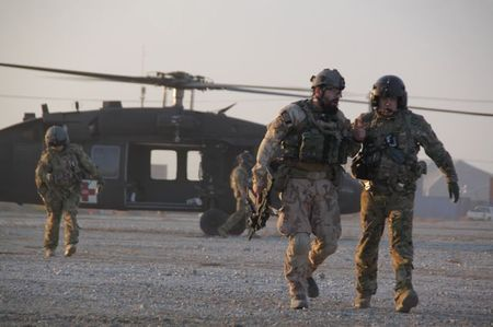 Czechs and Americans train for attack response in Bagram
