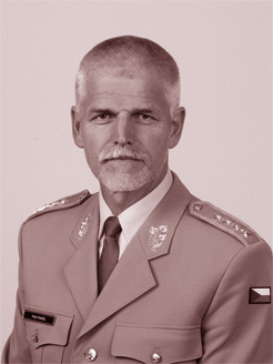 General Petr Pavel, M. A.
