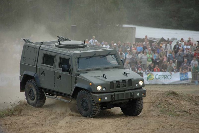 Iveco - used in ISAF