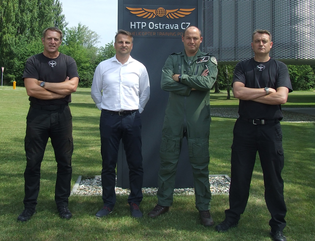 EDA Helicopter Programme forges closer ties with HTP Ostrava