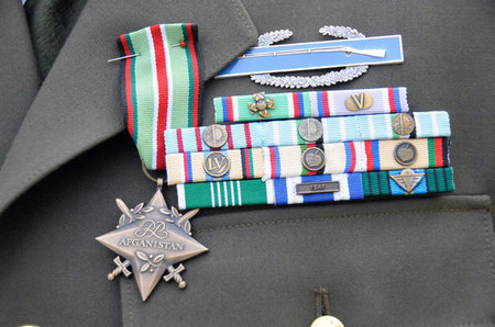 The Polish Medal: Star of Afghanistan