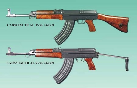 Outdated assault rifle vz. 58 will be replaced by BREN
