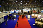 IDET attracts hundreds of visitors