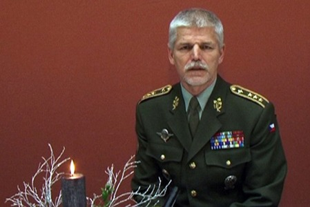 Chief of the General Staff Lieutenant General Petr Pavel