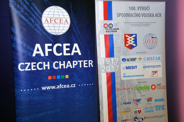The Conference was organised by Communication and Information Systems Agency and Armed Forces Communications & Electronics Association (AFCEA)