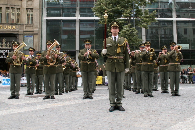 DRILLFEST 2013 - Central Band of the Czech Army