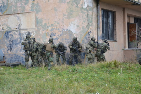 Czech paratroopers certified for NATO Response Force 2015