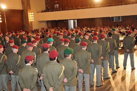 Soldiers of the 2nd Task Force were awarded for their excellent service in Afghanistan