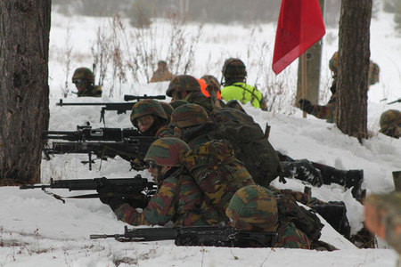 From training of Belgian soldiers at Boletice (4)