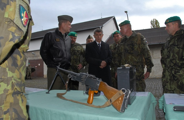 Presentation of small arms (1)