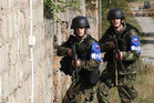 Multi-National Military Police exercise SHARP LYNX 2012 in Poland