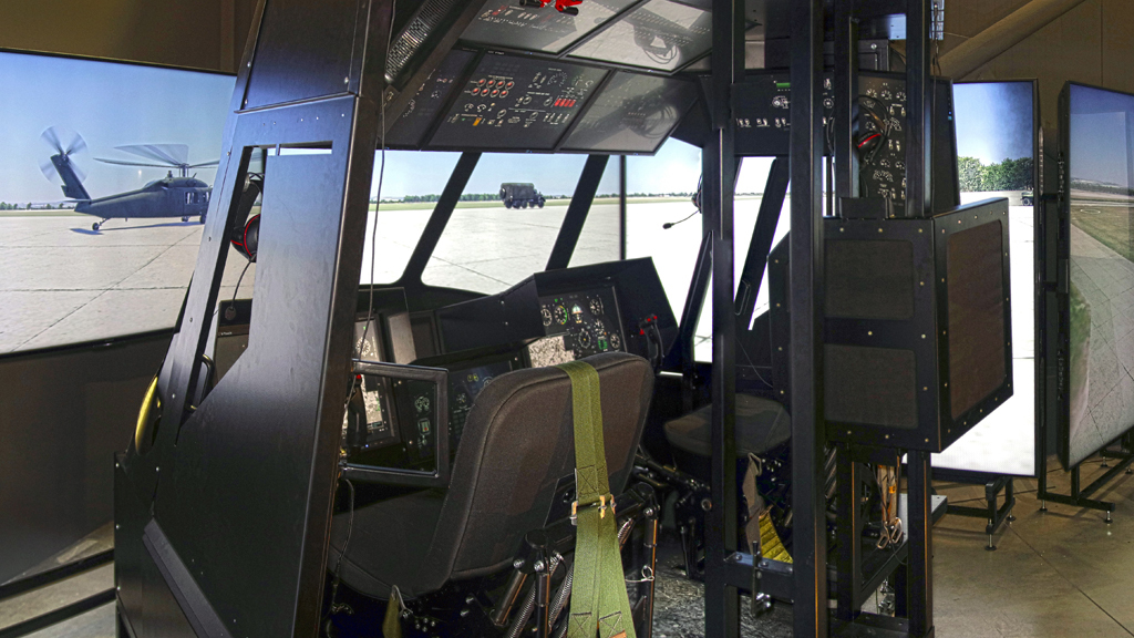 HTP Ostrava introduces brand-new tactical helicopter simulator
