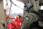 Sumava Mountains SAR exercise (1)