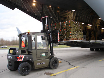 More ammunition en-route from Pardubice to Iraq's Kurds