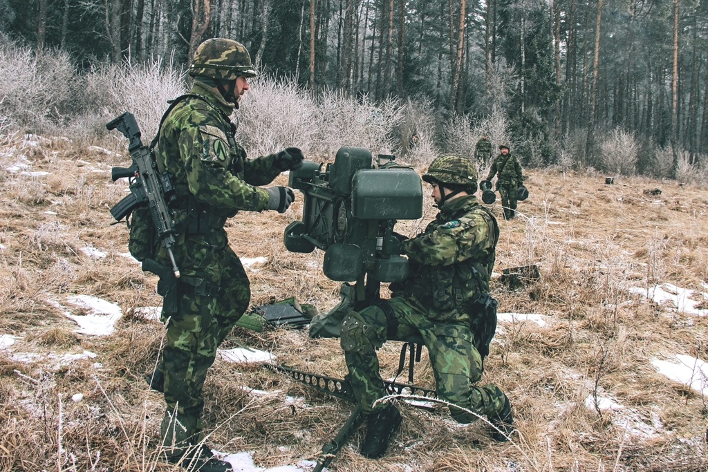 Preparing the RBS-70 air defence system for operational use