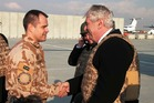 Czech President visits Afghanistan