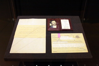 Telegrams: a request from Albert Einstein to grant pardon to Milada Horakova and a pardon request for Heliodor Pika