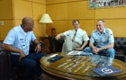 General Becvar visits Brazil to boost defence cooperation