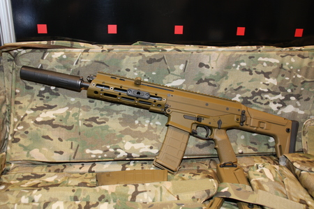 SCAR ACR - a rifle having a range of barrels and calibers