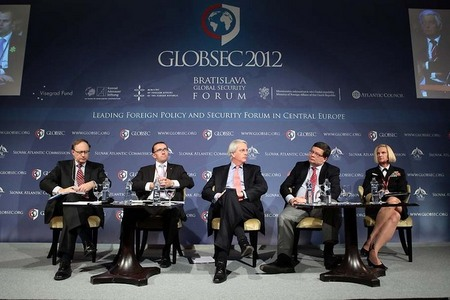 From the panel discussion at the international forum