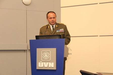 General Bubenik elected next chairman of the Committee of Chiefs of Military Medical Services in NATO (COMEDS)