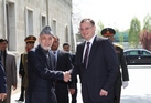 Prime Minister Petr Necas visits Czech troops in Afghanistan