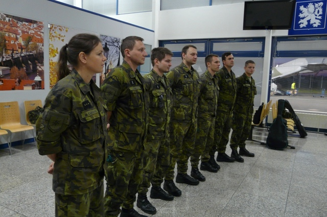 czech signal unit takes part in nato operation in turkey