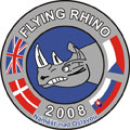 Flying rhino 2008