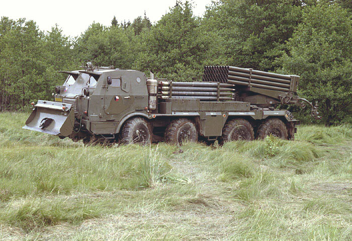 Rocket Launcher 122 Mm Type 70 Ministry Of Defence