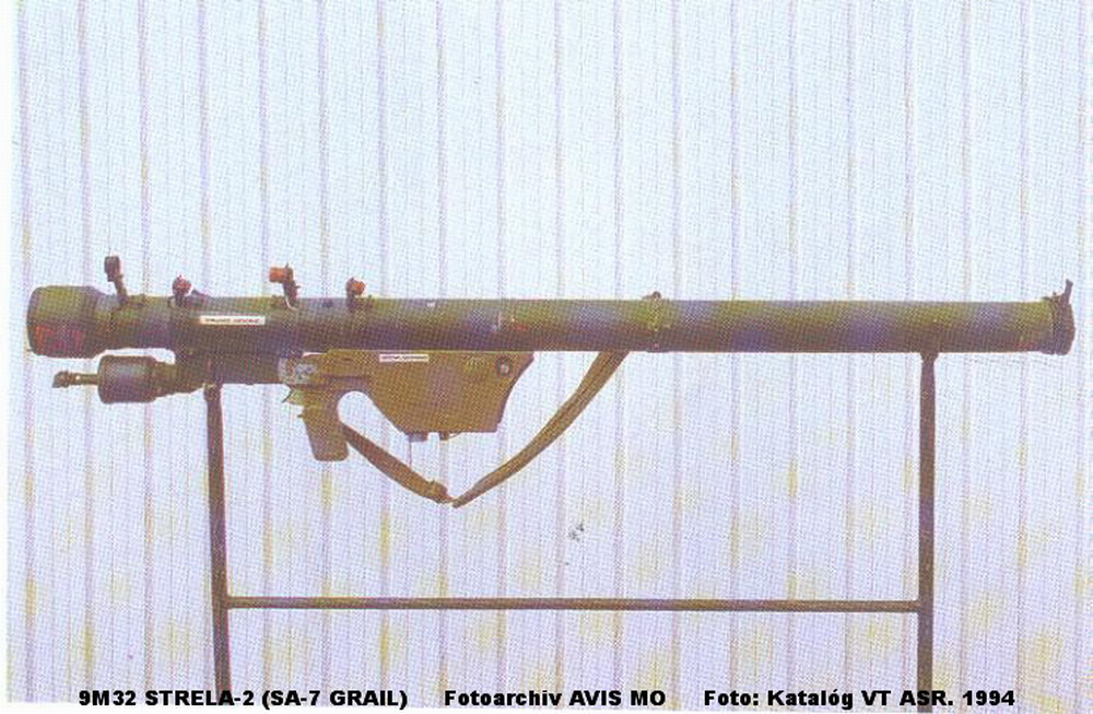 LPRS 9K32 Strela-2M 01