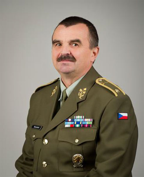 Major General Stefan Kaleta