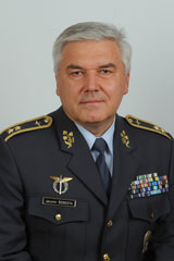 Major General Jaromir Sebesta